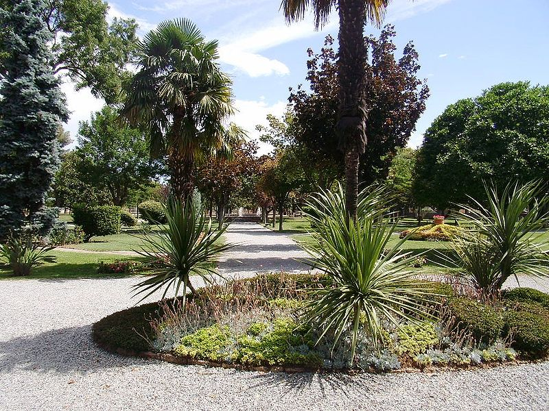 parc de la villa Marie