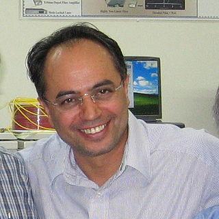 Jawad Salehi Iranian engineer