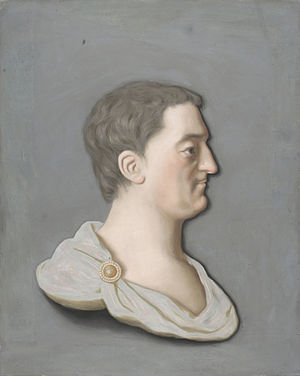 William Ponsonby, 2nd Earl of Bessborough - Sir William Ponsonby pastel by Jean-Étienne Liotard