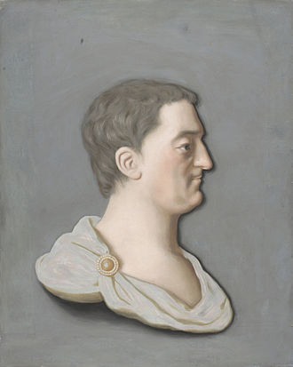 William Ponsonby, 2nd Earl of Bessborough - Sir William Ponsonby pastel by Jean-Étienne Liotard