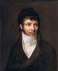 Jean-Baptiste-Jacques Augustin - Portrait of the Sculptor Callamard - WGA01061.jpg