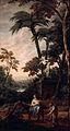 Jean-Baptiste Juppin & Emond Plumier, De vlucht naar Egypte (1722).jpg