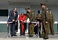 Jefa de Estado participó en la ceremonia de inauguración del nuevo Retén de Carabineros de Chile en Iloca (14387633720).jpg