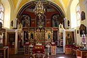 Jelenia Góra Kościół Św. Michała obecnie cerkiew (1).JPG