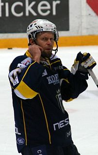Jere Karalahti Finnish ice hockey player