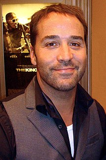 Jeremy Piven American actor