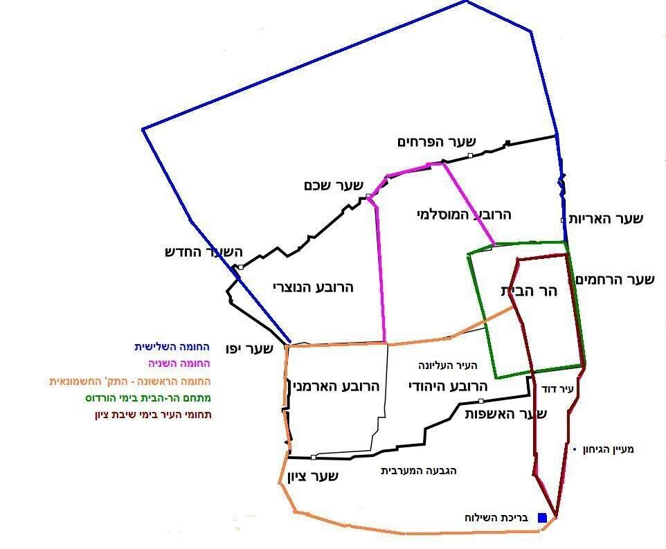 Jerusalem walls bait 2 2