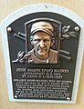 Jesse Haines plaque HOF.jpg