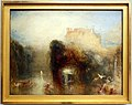Jmw turner, la grotta di queen mab, ante 1846, 01.jpg