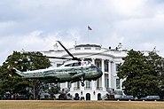 Joe Biden visits Walter Reed National Military Medical Center, Bethesda, Maryland 01