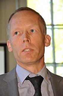 Johan Rockström Swedish hydrologist