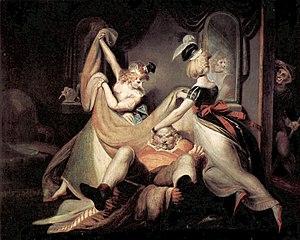 Johann Heinrich Füssli: