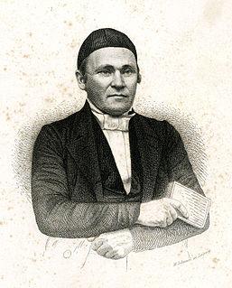 Johann Ludwig Krapf German missionary and explorer