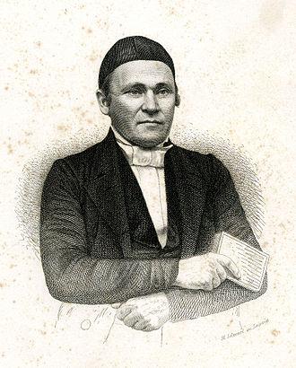 Johann Ludwig Krapf - Image: Johann Ludwig Krapf