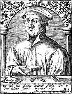 Johann Cochlaeus German humanist
