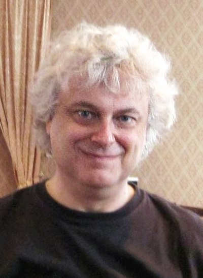 Picture of an author: John Denis