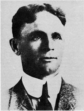 John Bracken - Bracken at a young age