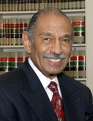 Dean of the United States House of Representatives - Image: John Conyers official photo (cropped)