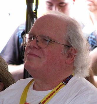 John Ostrander - John Ostrander at the 2009 Metropolis, Illinois Superman Celebration