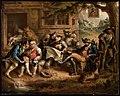 John Quidor - Rip Van Winkle and His Companions at the Inn Door of Nicholas Vedder - 48.469 - Museum of Fine Arts.jpg