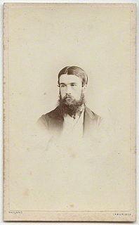 John Wesley Hales British editor