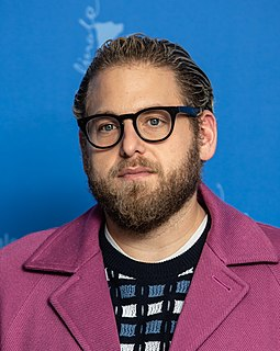 Jonah Hill American actor