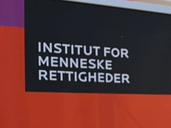 Jonas Christoffersen, Institut for Menneskerettigheder, Folkemødet 2016 (cropped to logo).jpg