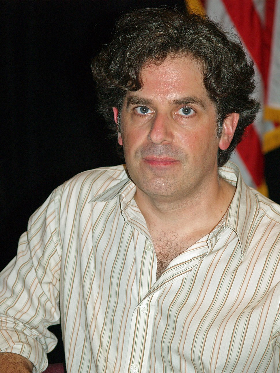 Jonathan Lethem at the Brooklyn Book Festival
