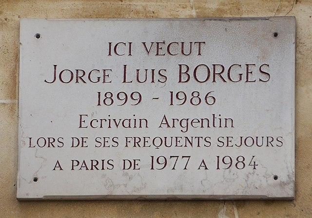 Borges: 10 frases geniales a 30 años de su muerte