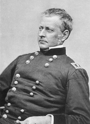 Massachusetts in the American Civil War - Maj. Gen. Joseph Hooker from Hadley, Massachusetts