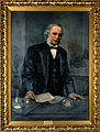 Joseph Lister, 1st Baron Lister (1827 – 1912) surgeon Wellcome V0017954.jpg