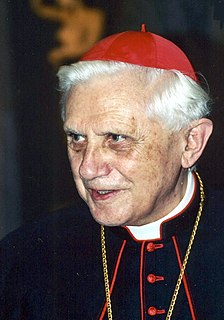 Joseph Ratzinger as Prefect of the Congregation for the Doctrine of the Faith