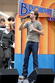 Josh Strickland Josh Strickland, American entertainer
