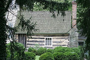 Josiah Henson - The 'Josiah Henson' cabin, in Rockville, Montgomery County, Maryland