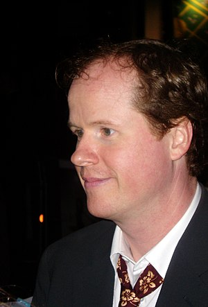 Joss Whedon at the premiere of Serenity (film)...