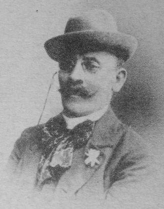 Józef Białynia Chołodecki - Image: Jozef Bialynia Cholodecki