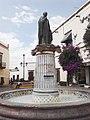 Juan Caballero y Ocio, escultura de Alberto Pérez Soria (fuente).jpg