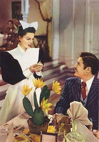 The Harvey Girls - Judy Garland and John Hodiak in The Harvey Girls