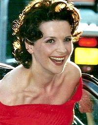 Juliette em Cannes, 2000.