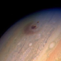 Jupitersatelliteimpact