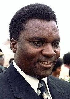 Juvénal Habyarimana 20th-century Rwandan politician