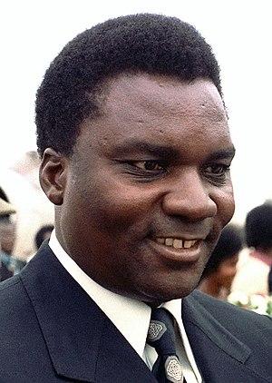 Juvénal Habyarimana (1980)