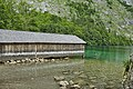 Königssee - Berchtesgaden Duitsland (HDR) - panoramio (1).jpg