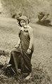 KITLV - 78479 - Kleingrothe, C.J. - Medan - Karo Batak woman on the east coast of Sumatra - circa 1905.tif
