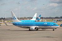 PH-BXN - B738 - KLM