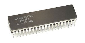 AMD Am2900 -  AMD Am2901: 4-bit-slice ALU