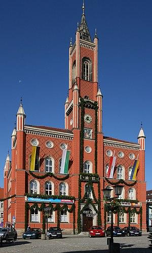Kamenz - Town hall