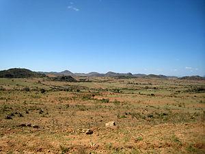 Kaabong District - Image: Kaabong landscape