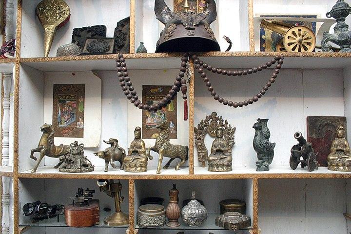 Kabul Antiquity Shop2