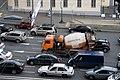 Kamaz-based cement mixer truck.jpg